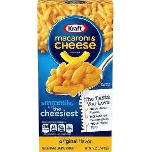 Kraft Macaroni_Cheese_206g