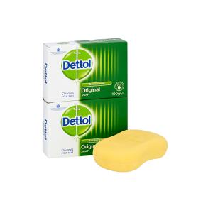 Dettol Antibacterial Soap_Twin Pack_Original